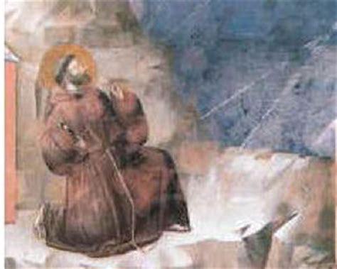 le tre stimmate di francescanesimo 17 settembre impressione delle stimmate di san francesco san francesco