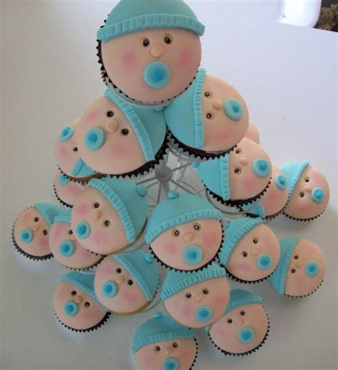 Boy Baby Shower Cup Cakes by Baby Shower Boy Cakes Cupcakes Mumbai 10 Cakes And