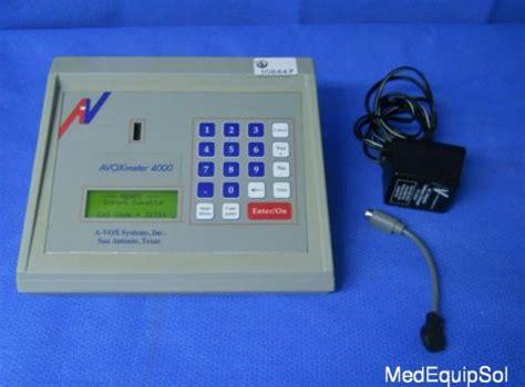 Sale Co Analyzer Pro Serenity used itc avoximeter 4000 whole blood co oximeter blood gas analyzer for sale dotmed listing
