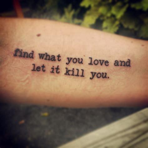 tatuaggi ispirati ai libri  gli amanti della letteratura gizzeta
