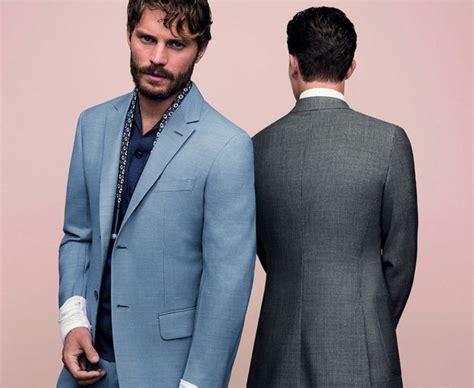 Zegna Cardi dornan suits up in zegna a dapper gentleman suits and advertising