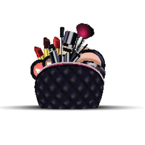 makeup clip makeup clipart set pencil and in color makeup clipart set