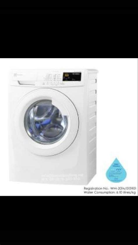 Mesin Cuci Electrolux Front Load jual electrolux mesin cuci ewf10843 front load washing