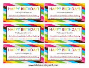 printable birthday coupon template free printable birthday coupons overstuffed