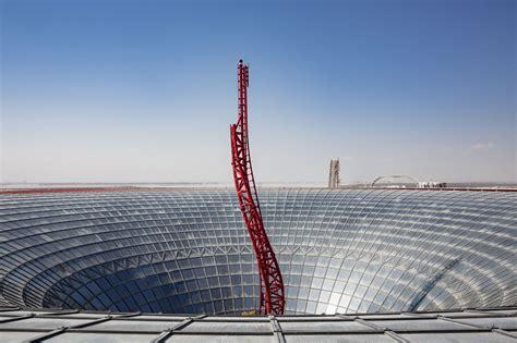 Ferrari Rollercoaster Abu Dhabi by Ferrari World Abu Dhabi Officially Opens Its Latest