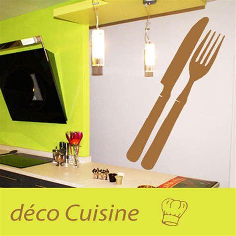 sticker deco cuisine stickers d 233 co cuisine couverts deco cuisine destock
