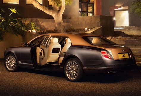 2017 Bentley Mulsanne Extended Wheelbase Specifications