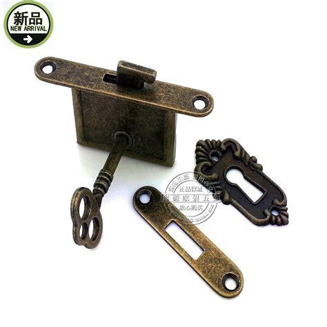 antique drawer lock green bronze european drawer