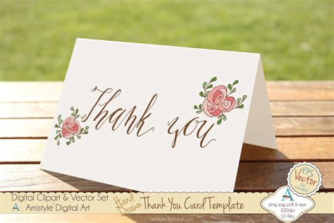 thankful card template thank you pink card template card templates