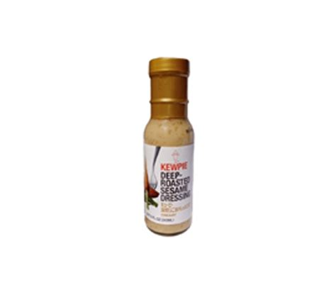 kewpie asian dressing 187 kewpie roasted sesame dressing