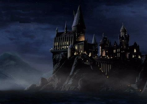 where was hogwarts filmed studying in the tower audio atmosphere