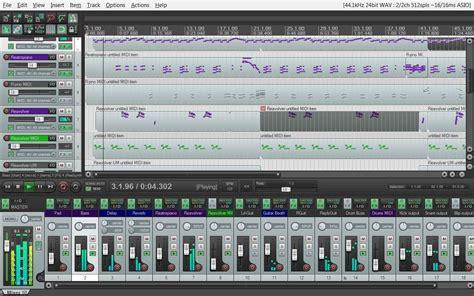 reaper drum pattern editor reaper daw review psyrox