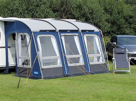 all season awnings ka rally all season caravan awning 390 ebay