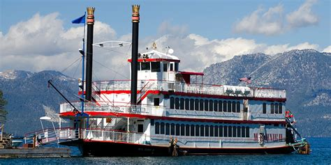 lake tahoe boat cruise our fleet of paddle wheelers lake yacht zephyr cove