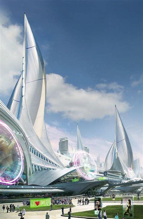 futuristic architecture 25 best ideas about future city on pinterest sci fi
