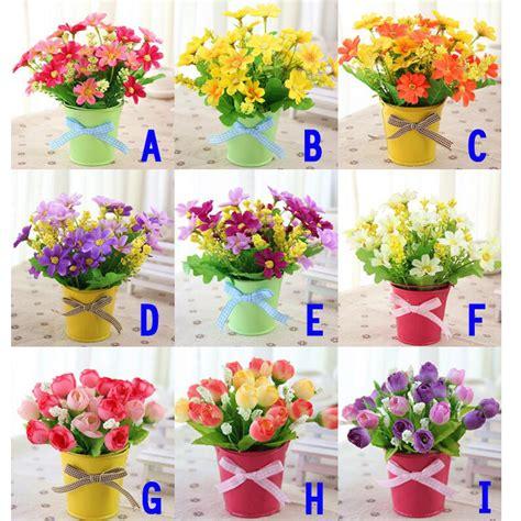 cheap new year flowers get cheap vase flower arrangements aliexpress