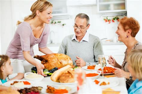 dinner host the modern invention of thanksgiving jstor daily