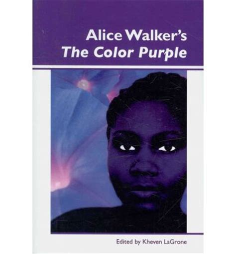 color purple book comparison walker s the color purple kheven lagrone