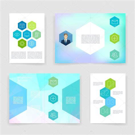 vector leaflet design eps テンプレート ベクトル パンフレット デザイン コレクション アプリケーションは インフォ グラフィックのコンセプト