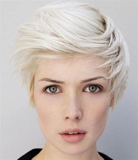 platninum hair cuts pixie cuts 13 hottest pixie hairstyles and haircuts for women