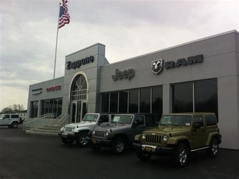 Jeep Dealers Ny Zappone Chrysler Jeep Dodge Ram Car Dealership In Clifton