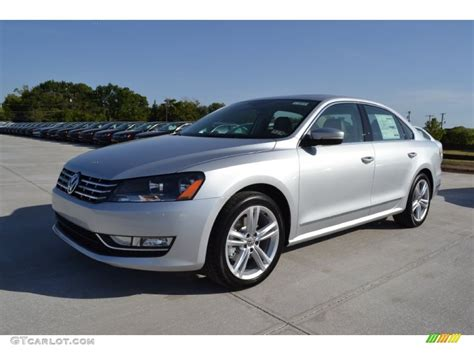 The Gallery For Gt Volkswagen Passat 2013 Silver