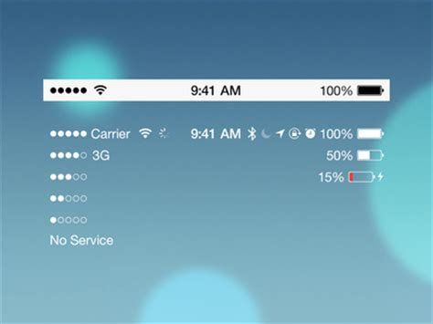 10 free iphone ios user interface elements psd ai