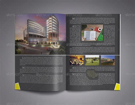 modern yearbook template by zheksha graphicriver