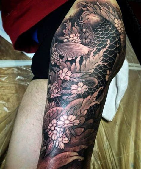 fish tattoo for men koi fish tattoos for ideas and inspiration for guys