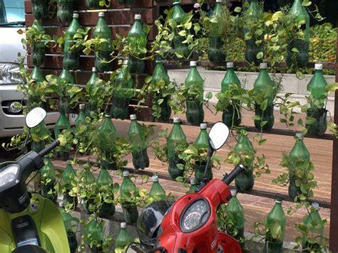 13 plastic bottle vertical garden ideas soda bottle