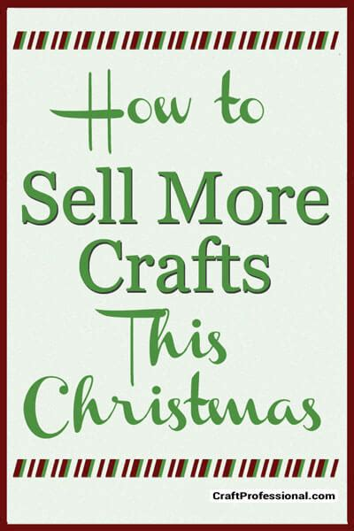 best selling crafts analysed