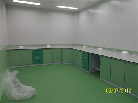 Lemari Arsip Pendek Pintu Panel 2 Ruang Hpl Post Forming fume lemari asam
