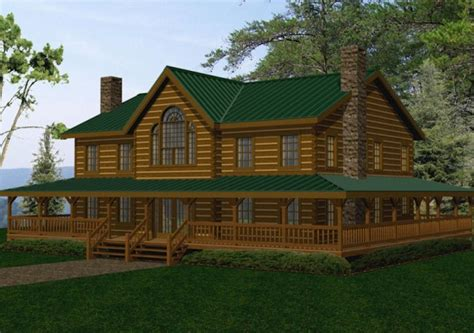 large log cabin large log homes cabins kits floor plans battle creek