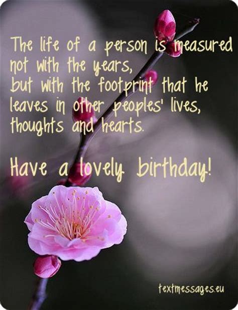 Inspirational Birthday Cards Image With Flower And Inspirational Birthday Greeting