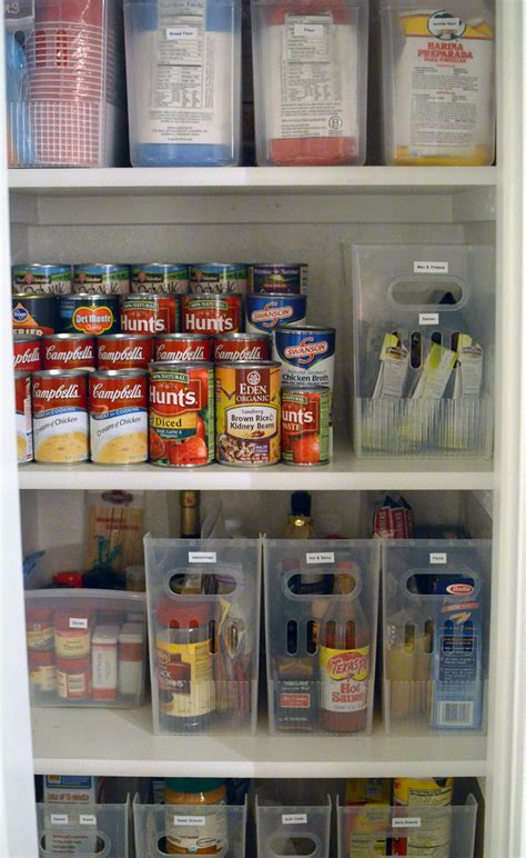 Kitchen Storage Organization - 7 genius pantry organisation ideas simplify create inspire