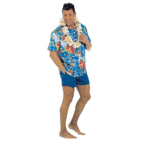 blauwe blouse bloemen blauwe hawaii blouse blauwe hawaii blouse voor heren met