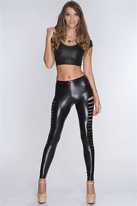 Sexy Leggings Onlyleggingscom   110 best images about shiny spandex leggings on pinterest