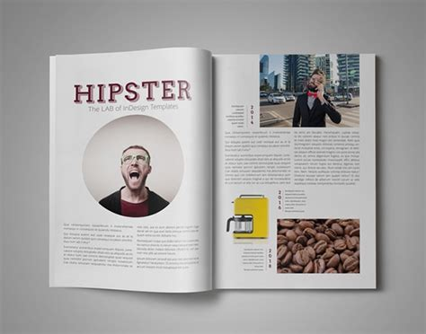 Best Magazine Template 25 Best Magazine Design Templates In Pdf Freecreatives