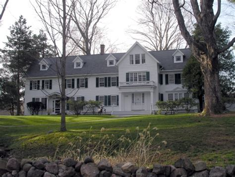Connecticut House by Houses In Connecticut
