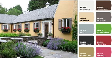 country exterior paint colors studio design gallery best design