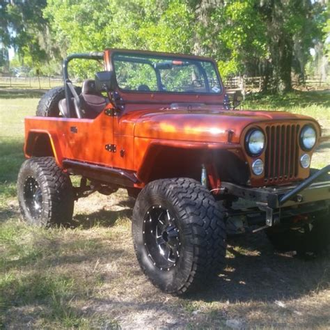 Restored Jeeps For Sale Restored One Jeep Cj7 For Sale Jeep Cj 1986 For Sale
