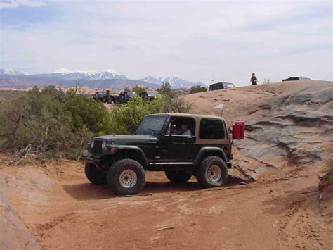 Moab Jeep Rental Jeep Rental Moab Easter Safari Timers Service From