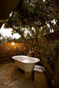 outside bathroom ideas 30 outdoor bathroom designs home design garden