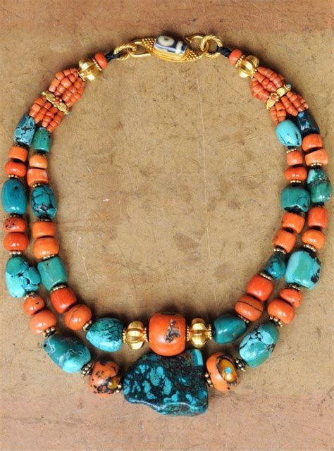 bead merchants of africa by jacob jake march of nomad antique tibetan