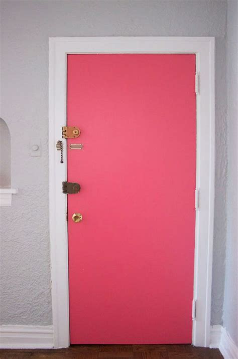 committed paint colors the doors and front doors