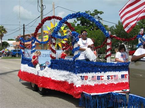 cheap 4th of july float decorations awesome fourth of july - Parade Decorations