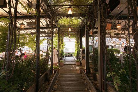 garden oasis  nyc gallow green rooftop patio
