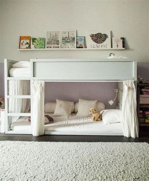 diy ikea loft bed the loft bed for the kids make sleeping more fun home