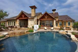 House With Pool Swimming Pools By Stadler Custom Homes Traditional Pool Other Metro By Stadler Custom Homes