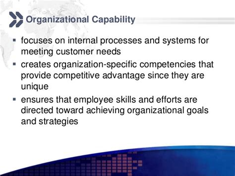 020 Leverage Your Unique Advantage - leveraging capabilities in a disruptive environment